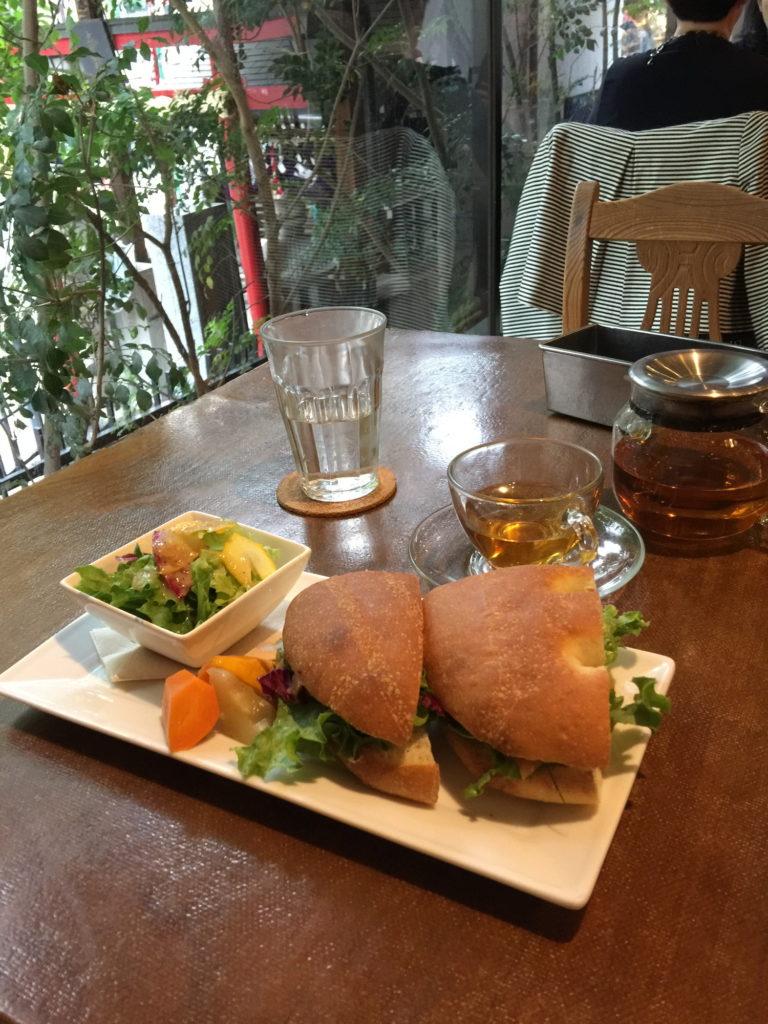 麹町カフェのカフェメニュー