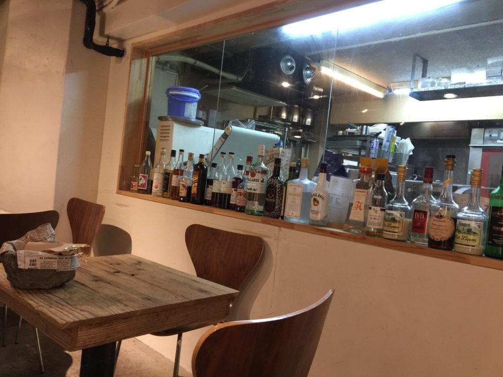 半蔵門のカフェTiMiのカフェスペース4