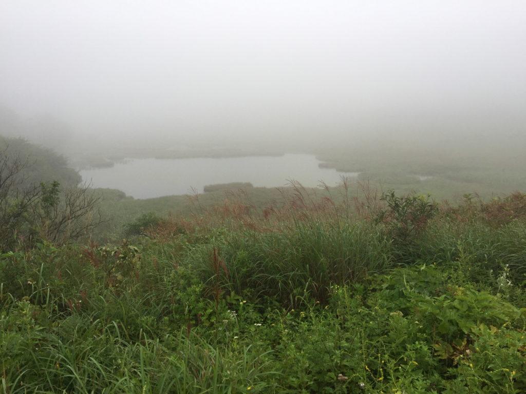 八島湿原の池と風景その2