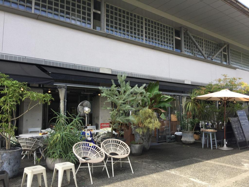 グッドモーニングカフェの外観