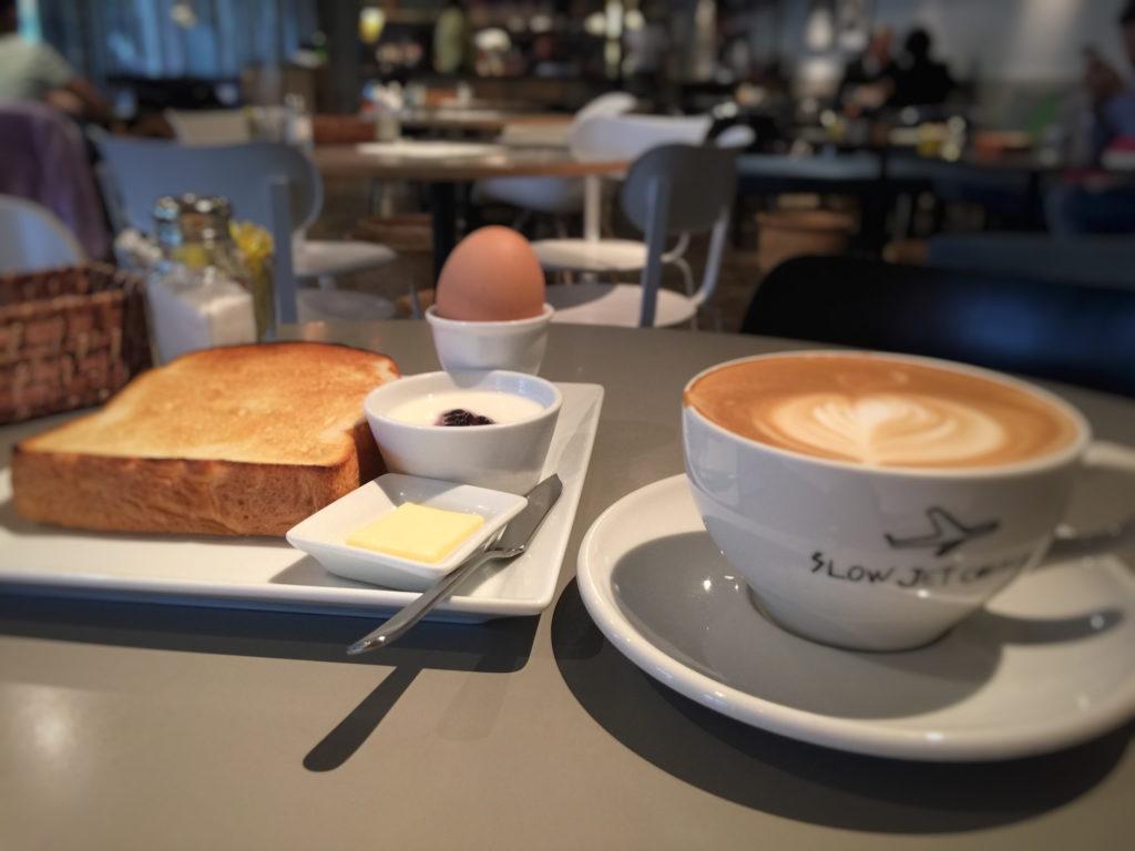 グッドモーニングカフェ千駄ヶ谷店のモーニングメニュー
