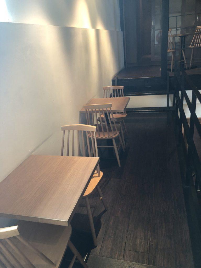蔵前四丁目カフェの2階席その2
