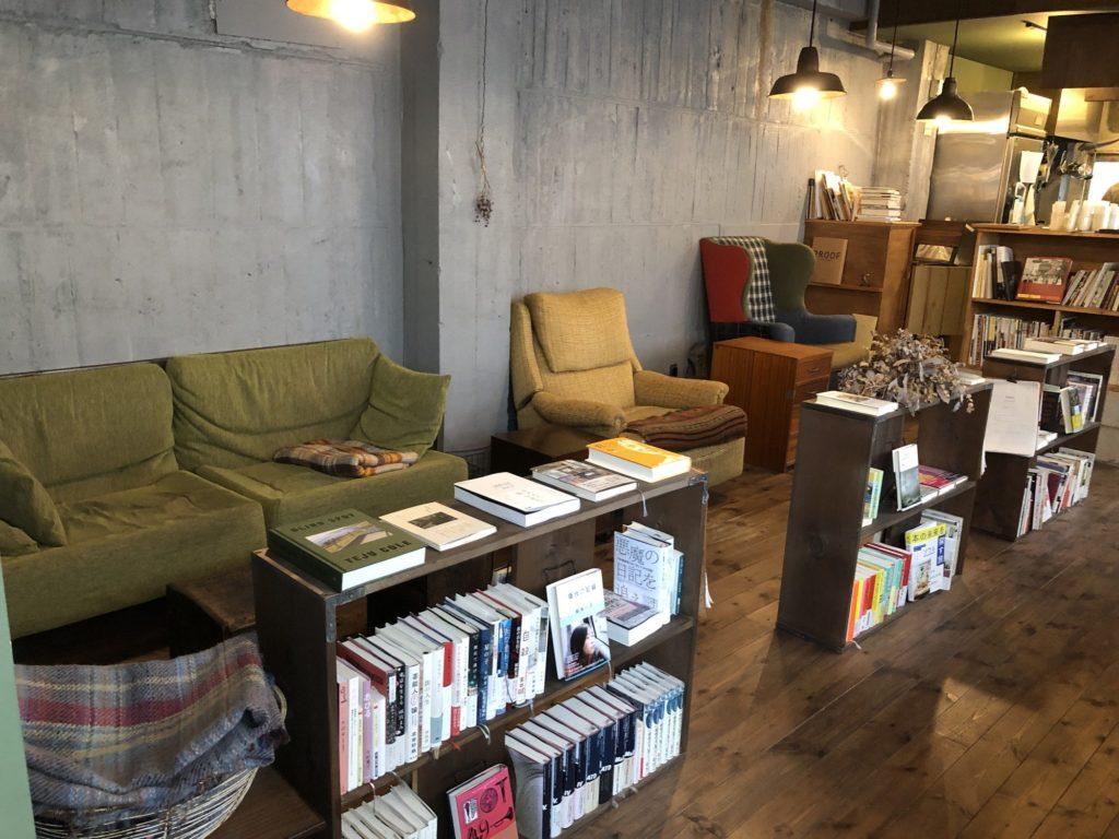fuzkue(フヅクエ)のソファ席